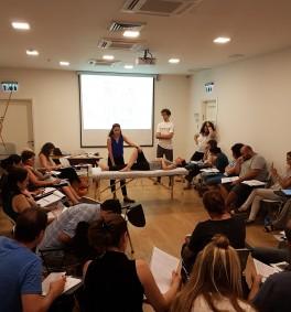 סמינר MTEST  ישראל מחזור 2