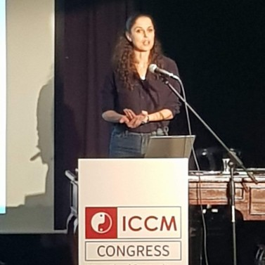 כאבי גב בהריון - קונגרס ICCM
