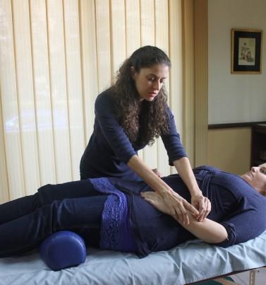 טיפול בכאבי צוואר ומיגרנות