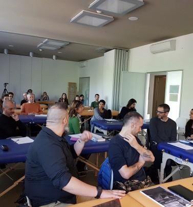 סמינר MTest לפיזיותרפיסטים בבולוניה - איטליה